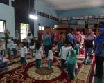 Kunjungan Kelompok Belajar PKK Jotawang ke Rumah Belajar Modern