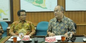 Rapat Koordinasi Akuisis Arsip Pelantikan Wakil Gubernur PA X