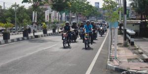 Touring Bersama 20 Oktober 2012 ke rumah Bp. Bambang