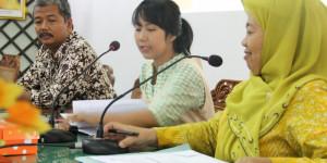 Kunjungan Dari UNY terkait Sejarah Kearsipan Di BPAD DIY
