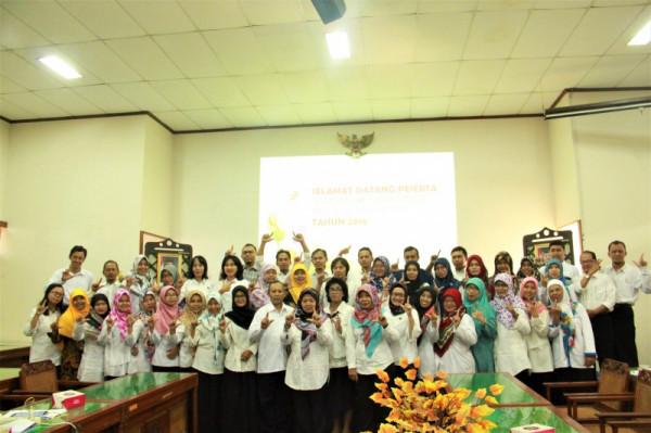 Workshop Karya Tulis Untuk SMA/SMK- Se DIY 2018