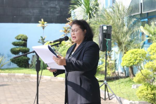 Upacara Hari Pahlawan 10 November 2018