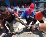 Touring Pantai Glagah BPAD DIY