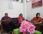 Kunjungan Badan Perpustakaan dan Kearsipan Daerah Provinsi Jawa Timur ke BPAD DIY