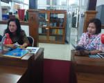 Kunjungan Perpustakaan dan Arsip Daerah Kabupaten Banyumas ke BPAD DIY