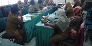 Rapat Pendampingan Penyusunan ROPK (Rencana Operasional Program Kegiatan) tahun 2016