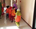 Kunjungan TK Khalifah Gedongkuning ke Grhatama Pustaka