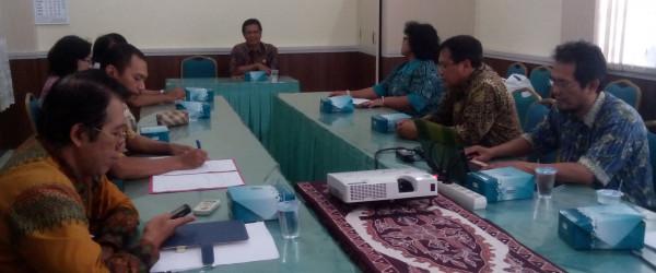 Rapat Tindak Lanjut Arahan Gubernur DIY Berkaitan dengan Pembangunan Depo Arsip
