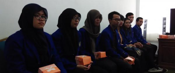 Penempatan Mahasiswa PKL UNY Prodi Manajemen Pendidikan ke Bidang Kearsipan BPAD DIY