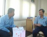 Monitoring dan Evaluasi Pengelolaan Arsip OPD (Organisasi Perangkat Daerah) di Kantor Pelayanan Pajak Daerah Kab. Kulonprogo