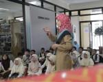 Kunjungan dari SD Muhammadiyah Warungboto, Banguntapan Bantul ke Grhatama Pustaka