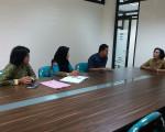 Kunjungan dari BPAD Kalimantan Utara ke Grhatama Pustaka