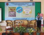 """Bedah Buku """"Kiat Sukses Budidaya Ikan Nila"""" di Desa Widodomartni"""