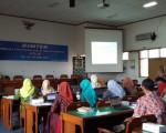 Hari ke empat BIMTEK : Sistem Informasi Perpustakaan (Sekolah)