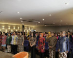 Dharma Wanita Pemda DIY dalam rangka memperingati Hari Kartini