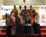 Kunjungan dari Pondok Pesantren Annuqayah Guluk-guluk Sumenep