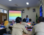 Bimbingan Teknis di Pemda Kabupaten Bantul