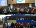 Bimbingan Teknis Pengelolaan Arsip Statis Pemda Kabupaten Bantul ke ANRI