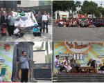 Memperingati Hari Buku Sedunia di 0 (Nol) Km Yogyakarta