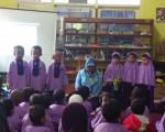 Kunjungan TK IT AL Qudwah ke Rumah Belajar Modern