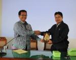 Kunjungan Politeknik Bandung ke BPAD DIY