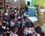 Kunjungan TKIT Al Qudwah Tamanan ke Rumah Belajar Modern