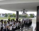 Kunjungan dari SMP Lukman Hakim Interasional Bantul