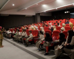 Kunjungan dari SD Juru Gentong Bantul ke Grhatama Pustaka
