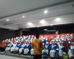 Kunjungan dari SMK Muhammadiyah 1 Tempel Sleman ke Grhatama Pustaka