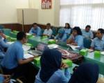 Rapat Monitoring dan Evaluasi Minggu ke Dua Bulan Mei