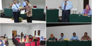 """Workshop Penyusunan dan Penerbitan Buku Naskah Sumber Arsip Seri ke 12 Dengan Tema """"Sengketa Tanah di DIY"""""""