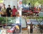 Kegiatan Forum Masyarakat Kearsipan (FMK) DIY di Gunung Kidul
