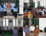Rapat Koordinasi antara BPAD DIY Bidang Kearsipan dan Kawedan Widya Budaya Kasultanan Ngayogyakarto Hadiningrat