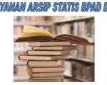 LAYANAN ARSIP STATIS