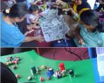 Kreatifitas Clay di Rumah Belajar Modern