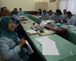 Rapat Evaluasi Serapan Keuangan Triwulan II