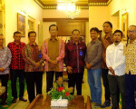 Audiensi dengan Gubernur DIY Dalam Rangka Memperingati Hari Anti Narkotika International