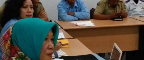 Rapat Koordinasi Pengalihan P3D (Personil, Pembiayaan Sarana dan Prasarana, dan Dokumen)