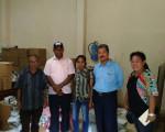 Kunjungan dari Badan Perpustakaan Arsip dan Dokumentasi Kabupaten Raja Ampat Papua Barat