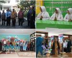Visitasi  Tim Juri Nasional Lomba Perpustakaan Sekolah di SMA Muhammadiyah 1 Yogyakarta