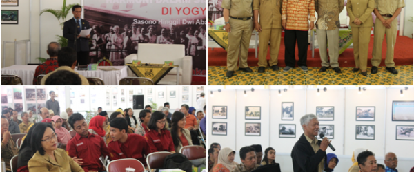 """Launching Serta Bedah Buku Naskah Sumber Arsip """"Tata Kelola Pengairan di Yogyakarta dan Surakarta 1926-1933"""""""