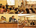 Ekspose Hasil Pendampingan Kesiapan Pelaksanaan Penyusutan Arsip di Instansi di Lingkungan Pemerintah Daerah DIY.