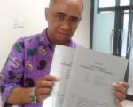 Penyerahan Bahan Pustaka Karya Cetak Dari UPTD BPSBP Dinas Pertanian D.I.Yogyakarta