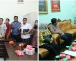 Kunjungan Kementerian Perhubungan dan DPRD Bayuasin Ke BPAD DIY