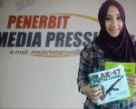 Penyerahan Bahan Pustaka Karya Cetak Dari Penerbit Media Pressindo Group