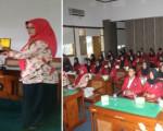 Kunjungan dari SMK Taruna Bangsa Ciamis ke BPAD DIY