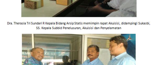 Organisasi Politik dan Organisasi Masyarakat DIY Menyerahkan Arsip Statis ke BPAD DIY