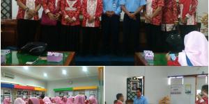 SMK Negeri I Wonogiri Berkunjung ke BPAD DIY