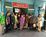 BPAD DIY menerima kunjungan kerja Dinas Kearsipan Provinsi NTT