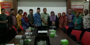 Peer Learning Meeting Pengembangan Perpustakaan Bertransformasi Perpuseru Wilayah Daerah Istimewa Yogyakarta